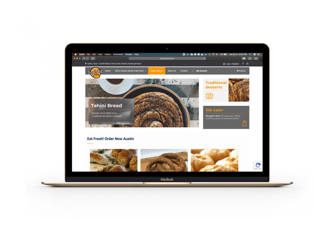WordPress Ecommerce Project